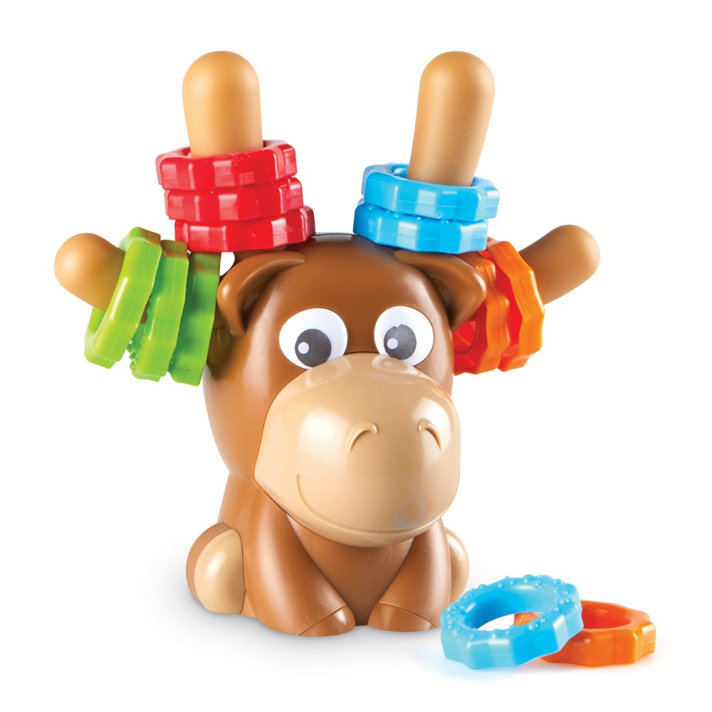 Alternate Image #1 of Max Fine Motor Moose - Color Matching Fine Motor Activity