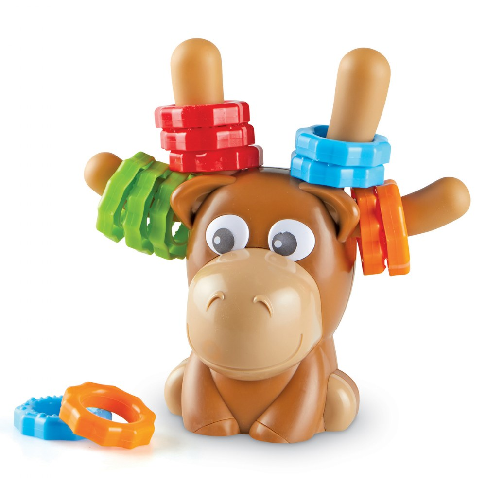 Alternate Image #2 of Max Fine Motor Moose - Color Matching Fine Motor Activity