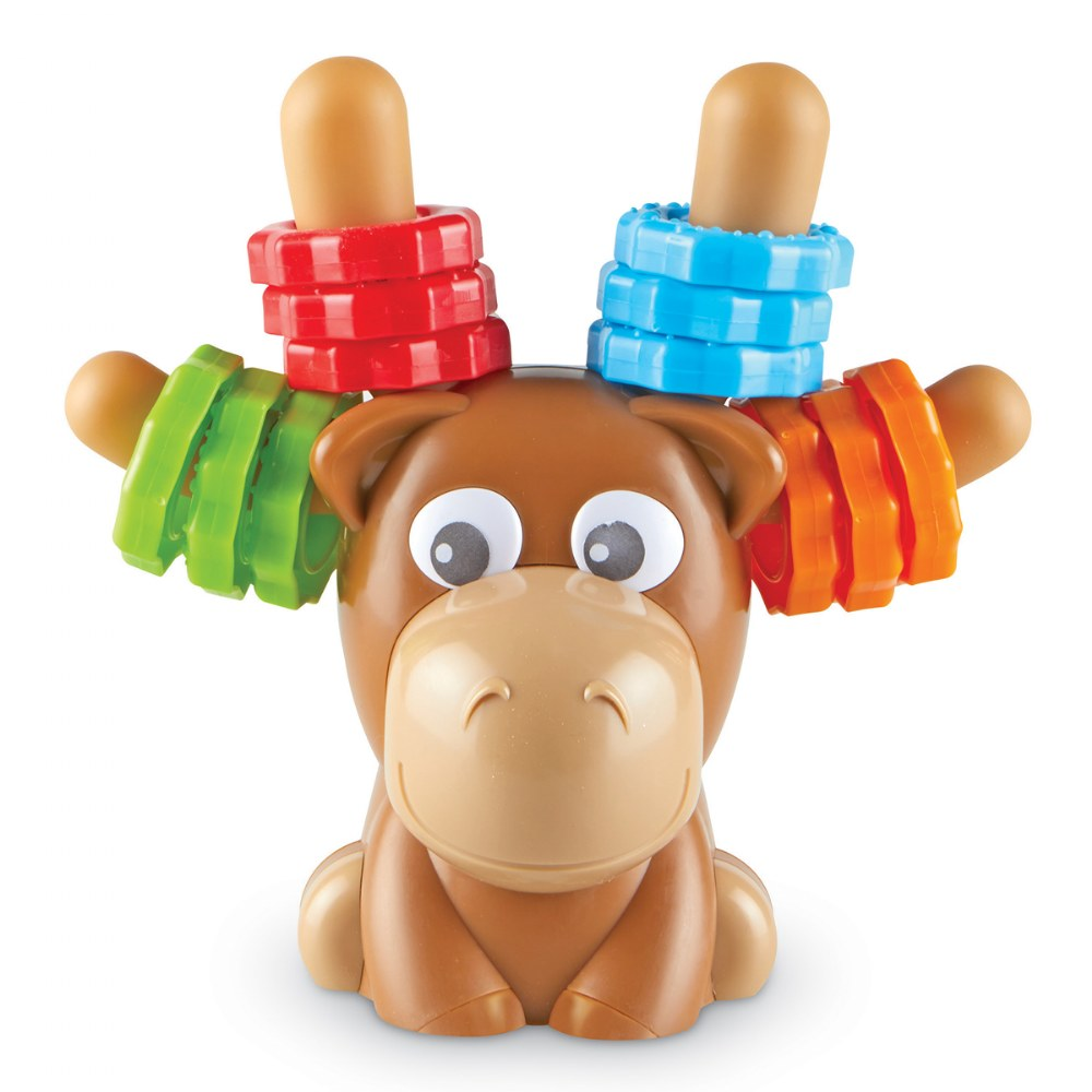 Alternate Image #3 of Max Fine Motor Moose - Color Matching Fine Motor Activity