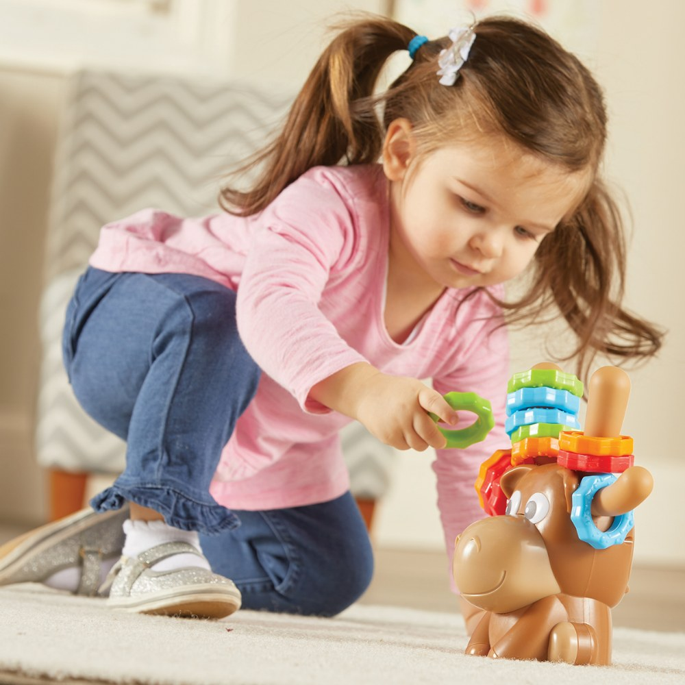 Alternate Image #5 of Max Fine Motor Moose - Color Matching Fine Motor Activity