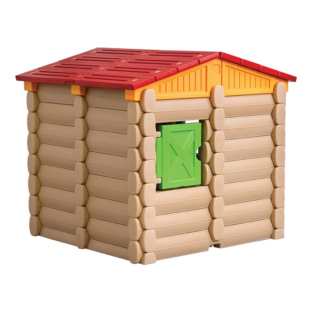 Alternate Image #1 of Big Builders Playhouse & More