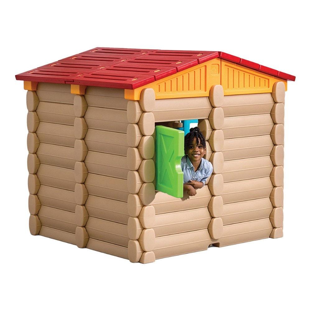 Alternate Image #2 of Big Builders Playhouse & More