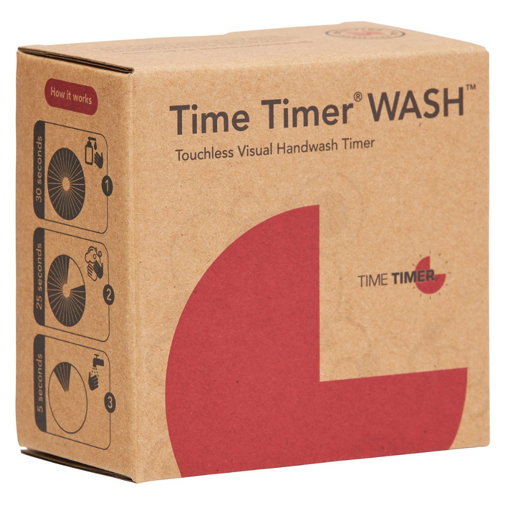 Alternate Image #7 of Touchless LED Handwashing Timer - Water Resistant