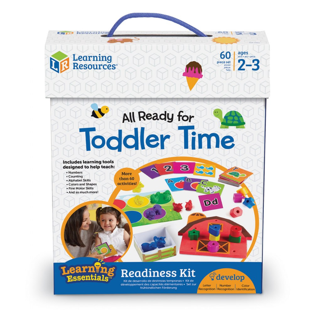 Alternate Image #3 of All Ready For Toddler Time Readiness Kit