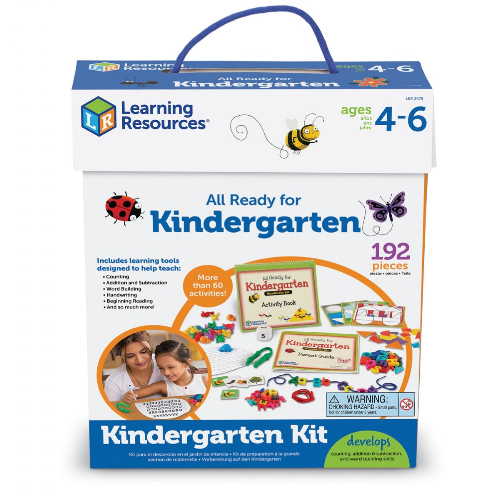Alternate Image #2 of All Ready For Kindergarten Readiness Kit