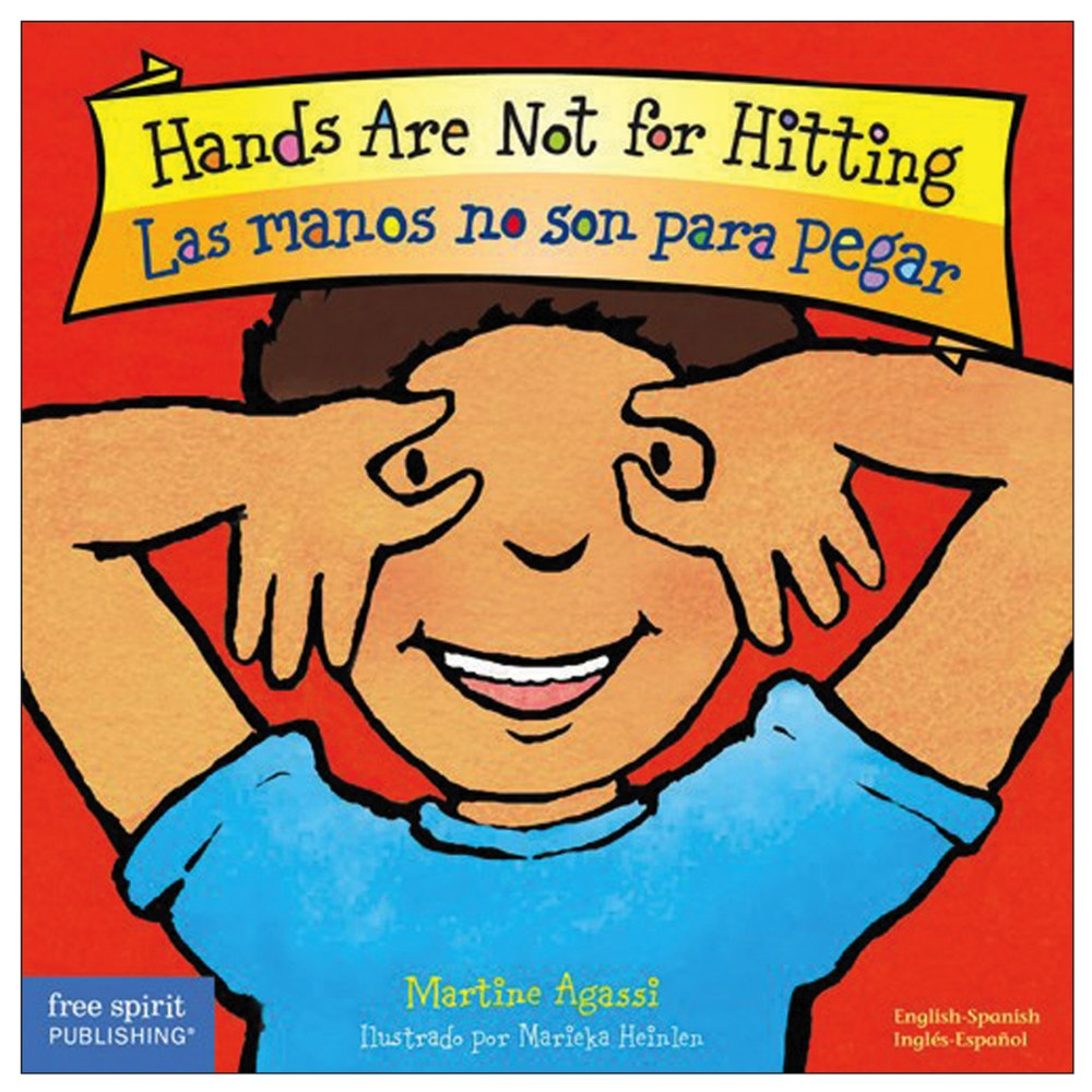 Alternate Image #4 of Best Behavior® Bilingual Board Book Set - Set of 6