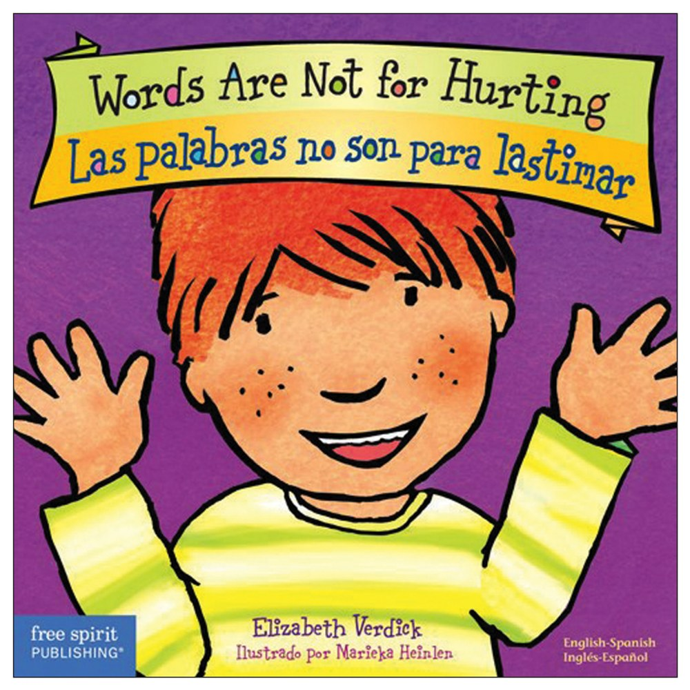 Alternate Image #5 of Best Behavior® Bilingual Board Book Set - Set of 6