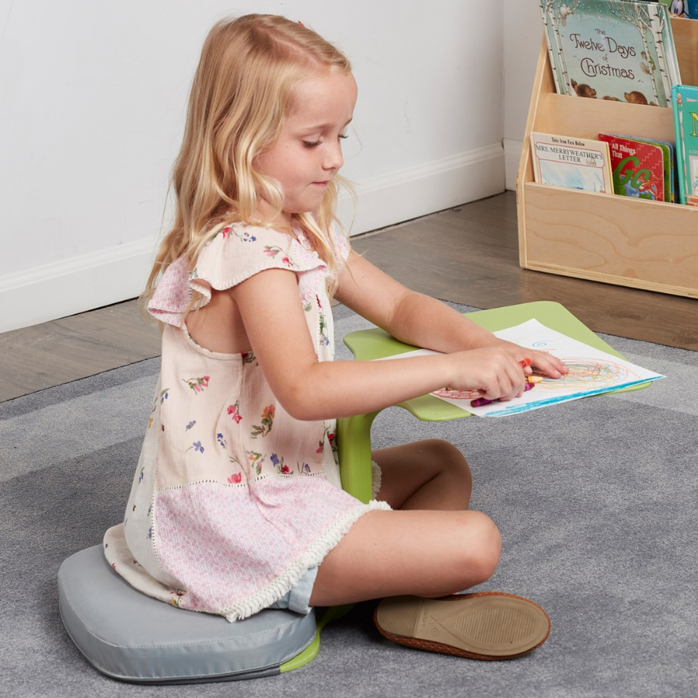 Surf Portable Lap Desk with Cushion