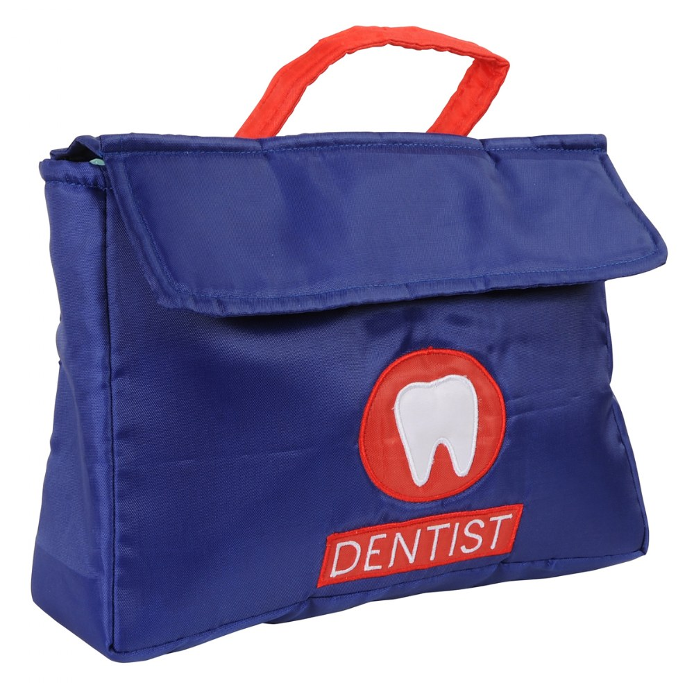 Alternate Image #2 of Soft Toddler Dentist Kit - 7 Pieces