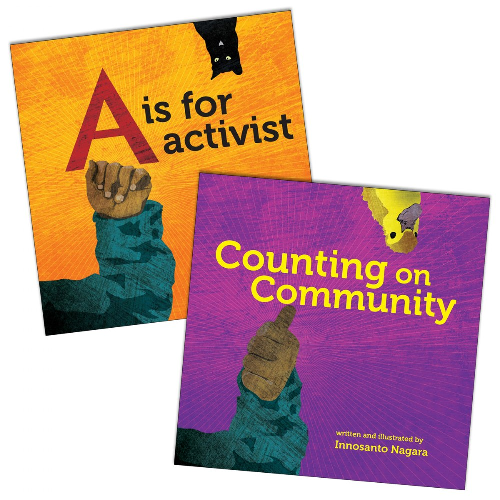 Social Justice for Kids Books