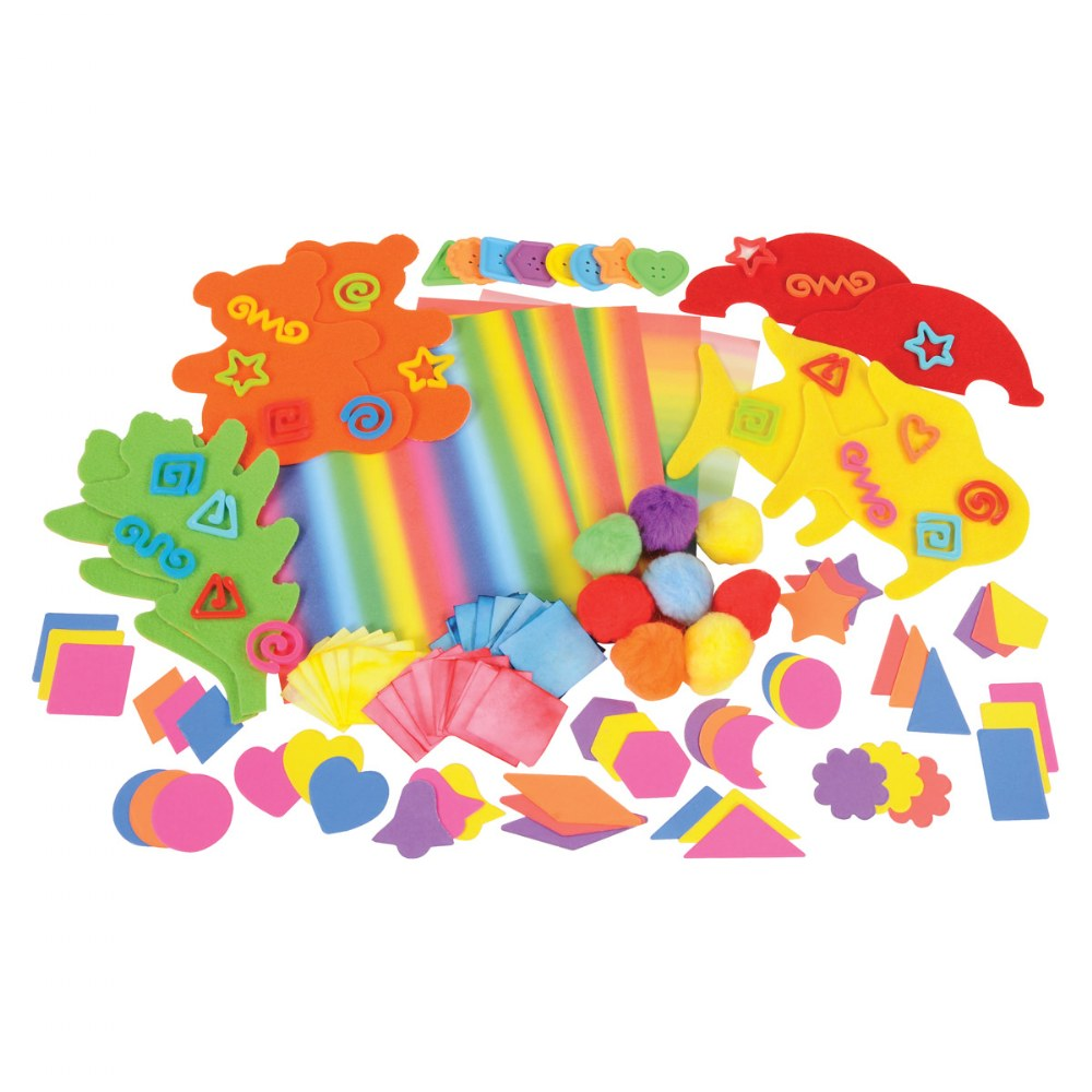 Toddler Creative Open-Ended Art Kit