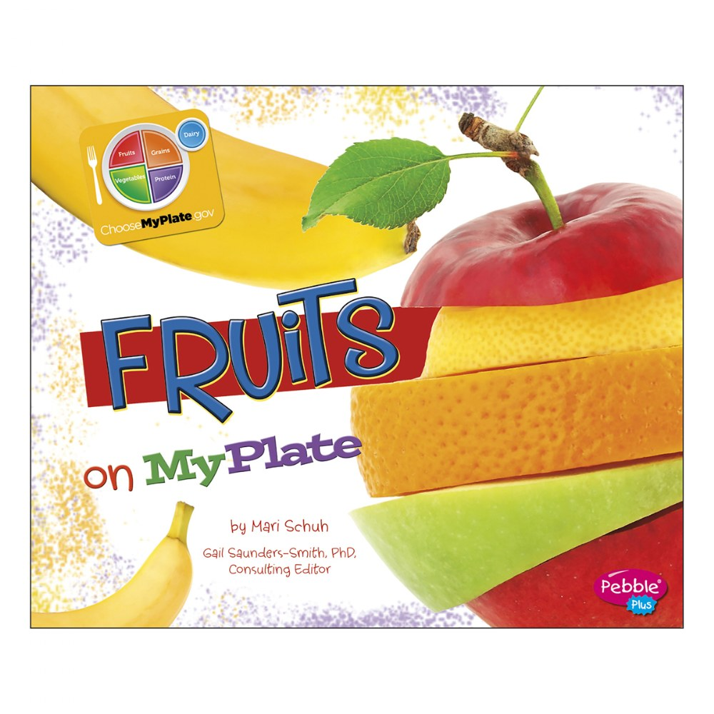Alternate Image #1 of Healthy Eating with MyPlate Book Set - Set of 6