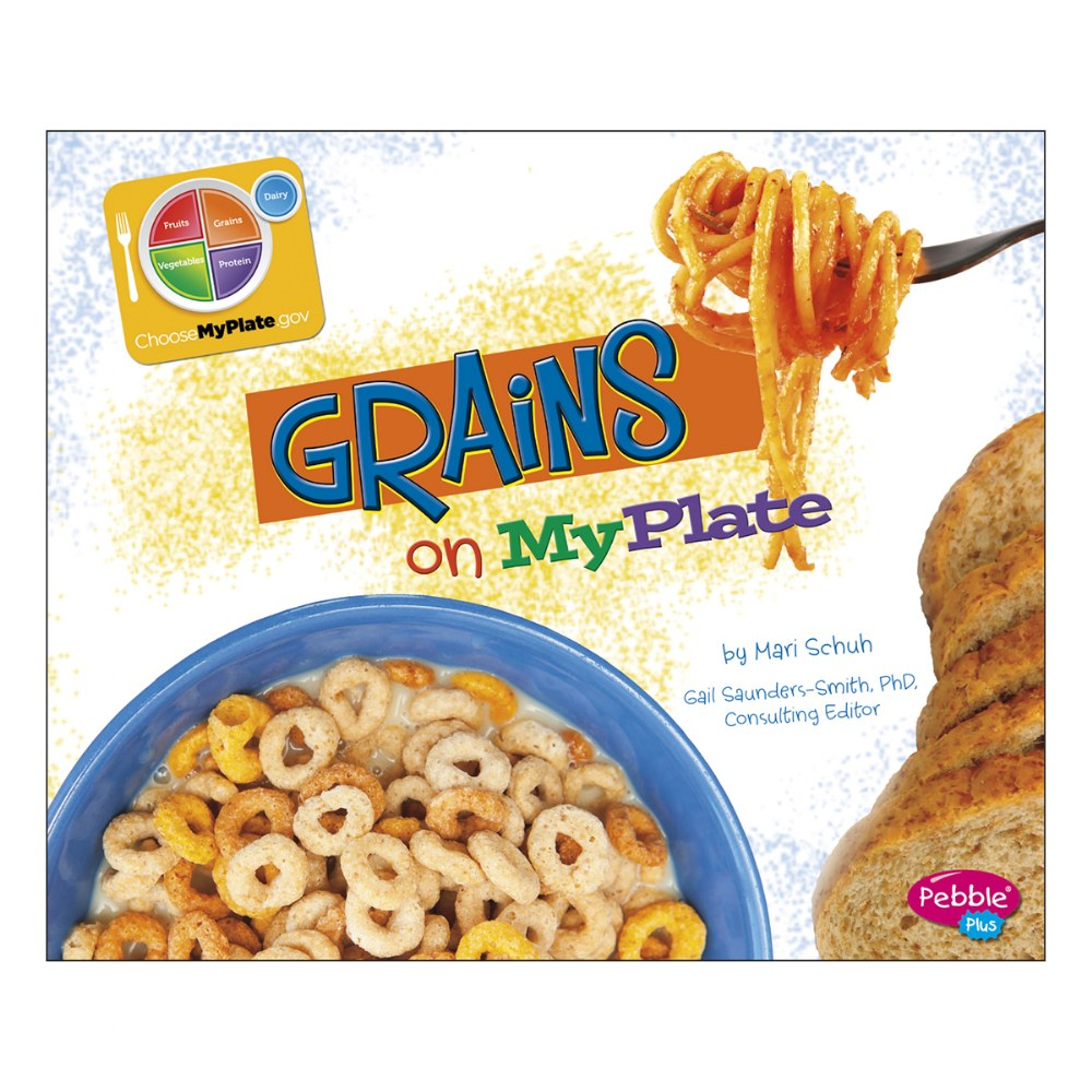 Alternate Image #2 of Healthy Eating with MyPlate Book Set - Set of 6