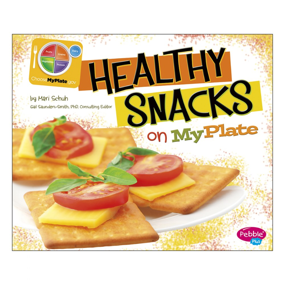 Alternate Image #4 of Healthy Eating with MyPlate Book Set - Set of 6