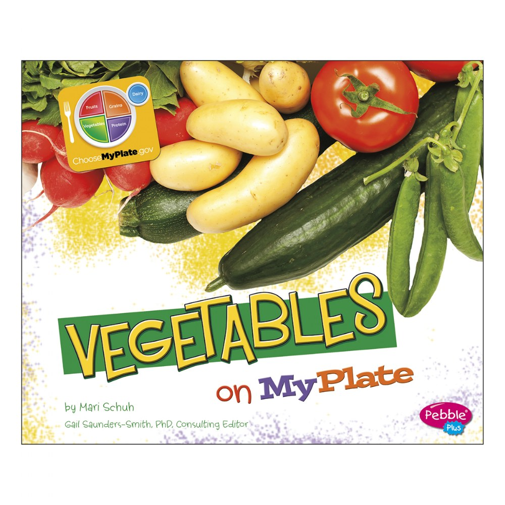 Alternate Image #6 of Healthy Eating with MyPlate Book Set - Set of 6