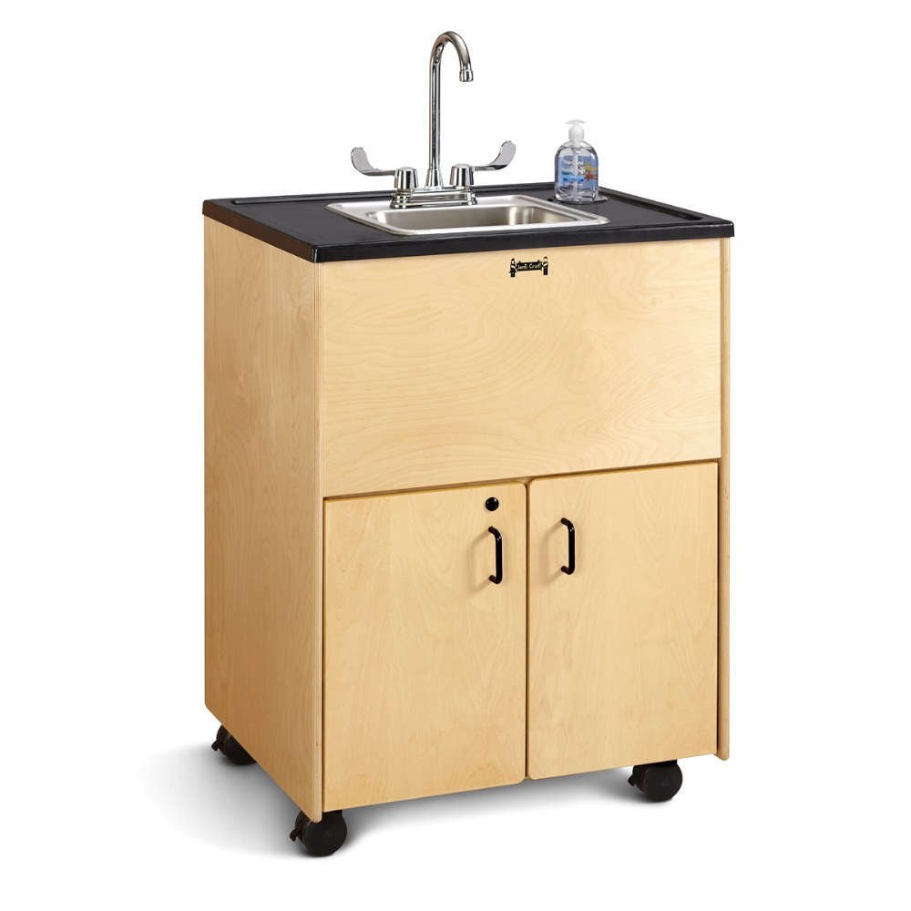 "Clean Hands Helper Portable Sink - 38"" Counter"