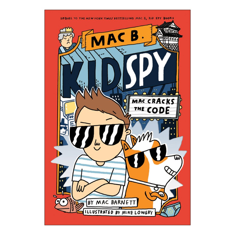 Alternate Image #4 of Mac B. Kid Spy Books