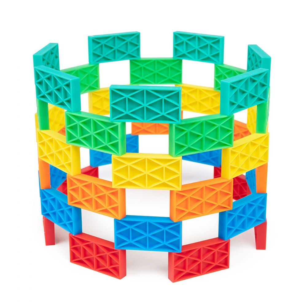 Alternate Image #5 of Kinetic Domino Toppling Kit - 204 Pieces