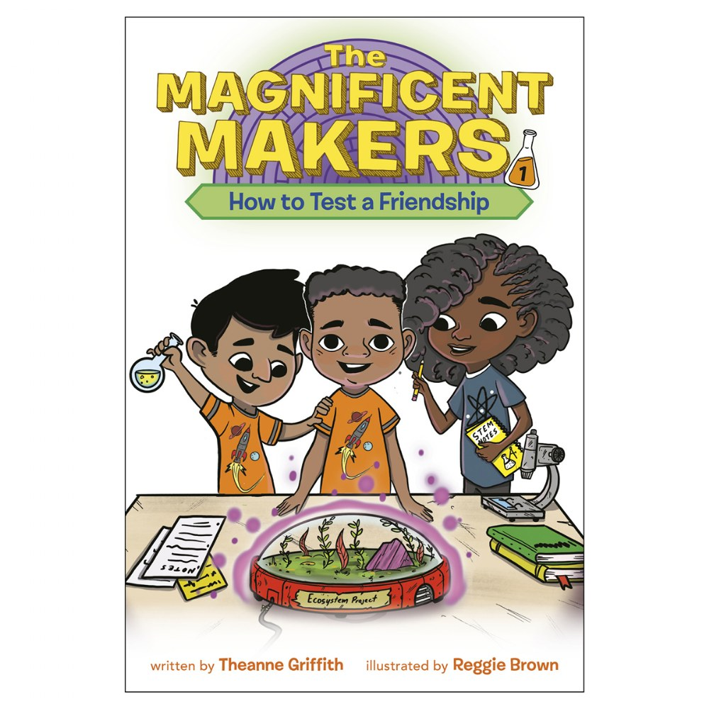 Alternate Image #1 of Magnificent Makers Books