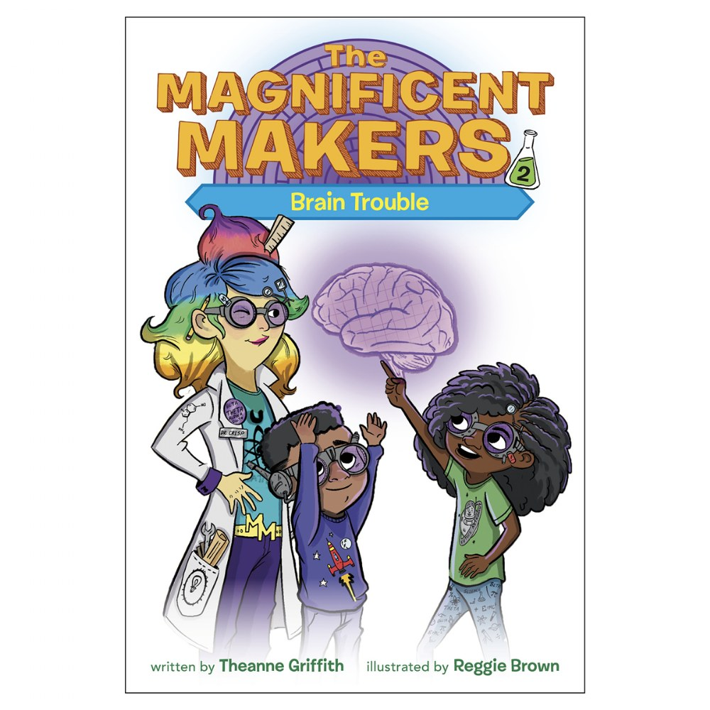 Alternate Image #2 of Magnificent Makers Books