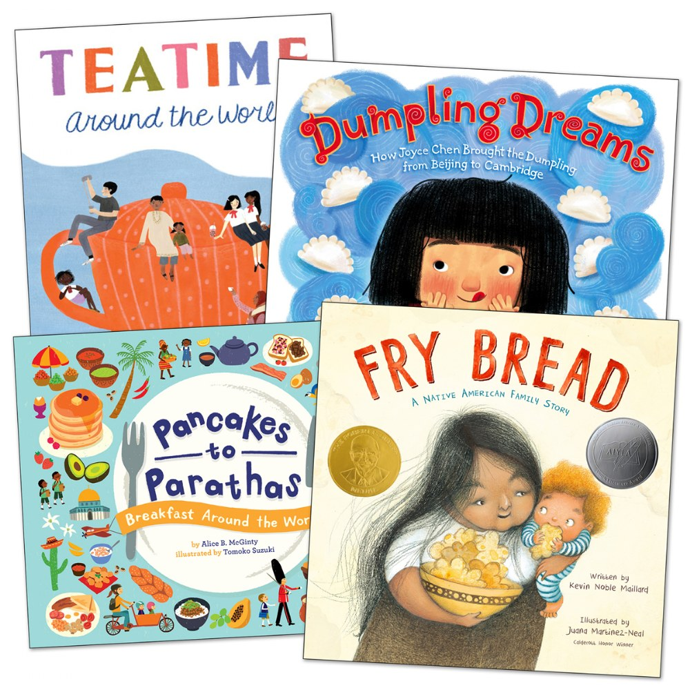 Explore Your World: Multicultural Foods Books