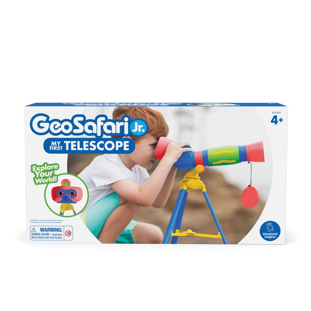 Alternate Image #7 of GeoSafari® Jr. My First Telescope
