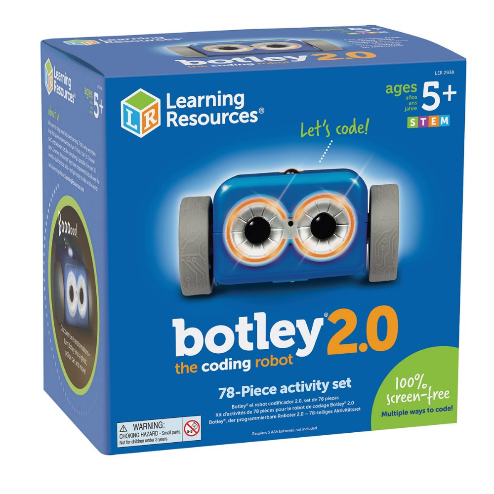 Alternate Image #7 of Botley® 2.0 The Coding Robot Activity Set