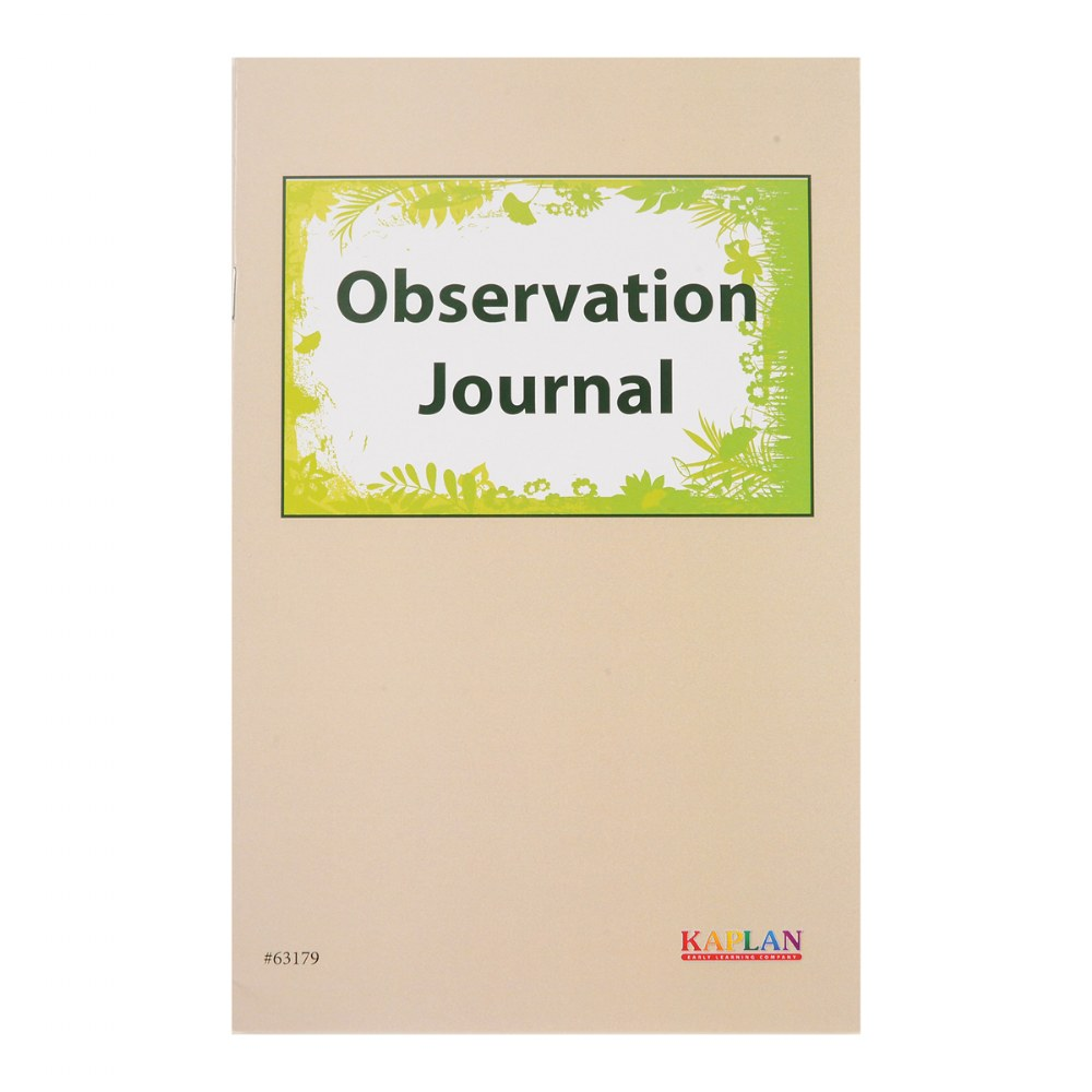 Alternate Image #1 of Observation Journal - Set of 10