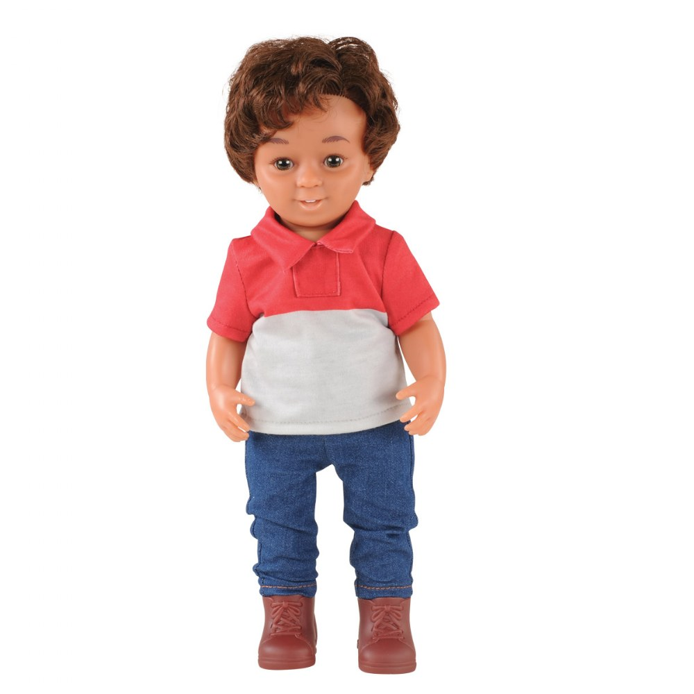 "13"" Multiethnic Dolls"