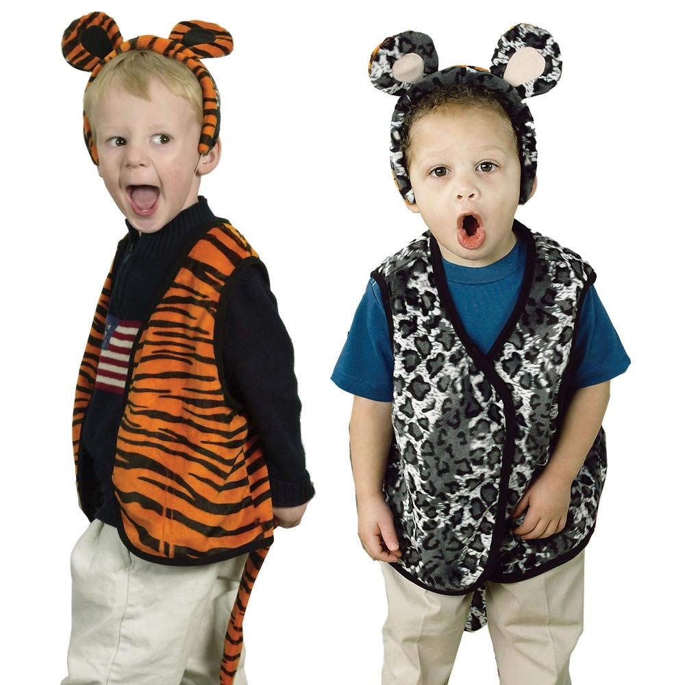 AniMates™ Reversible Vests