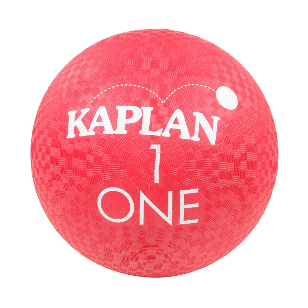 Alternate Image #1 of Kaplan Colored Playground Balls - Set of 6