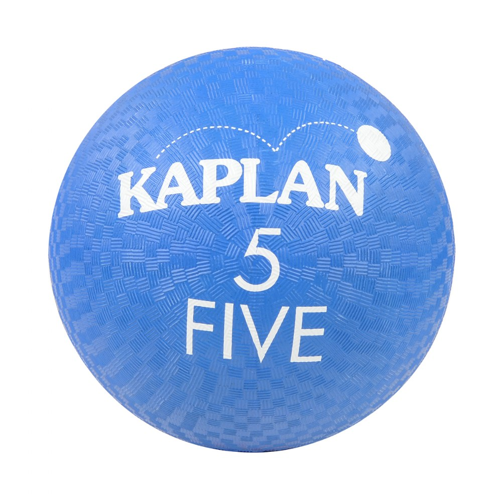 Alternate Image #5 of Kaplan Colored Playground Balls - Set of 6