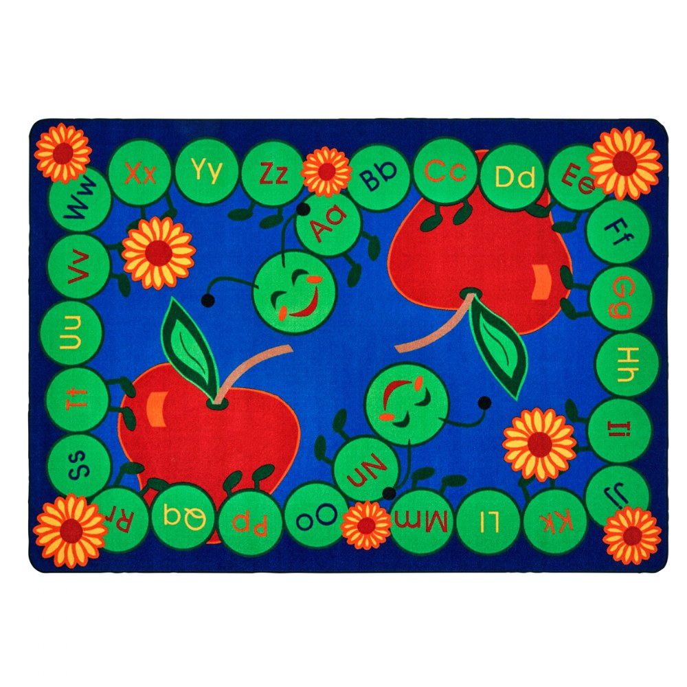 ABC Caterpillar Rugs