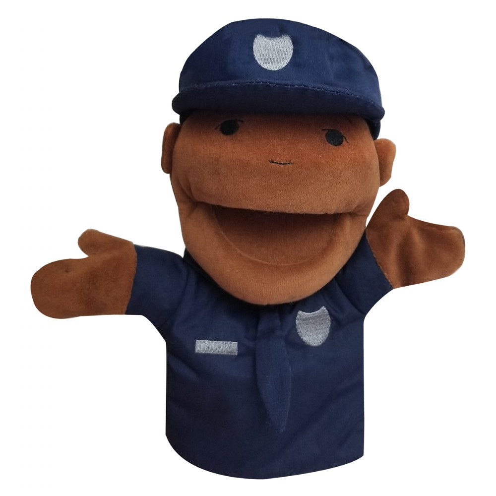 Alternate Image #8 of Occupation Puppets - Set of 8