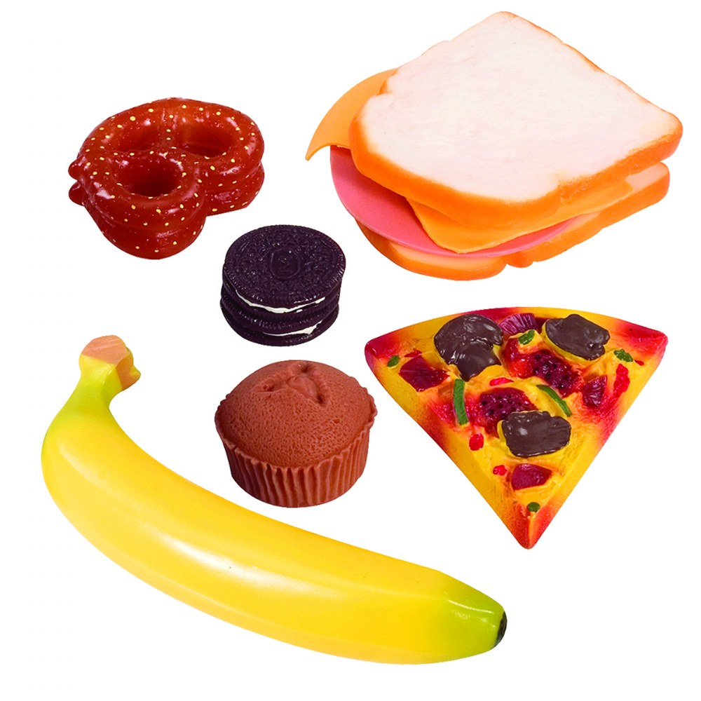 Alternate Image #10 of Life-size Pretend Play Breakfast, Lunch and Dinner Meal Sets