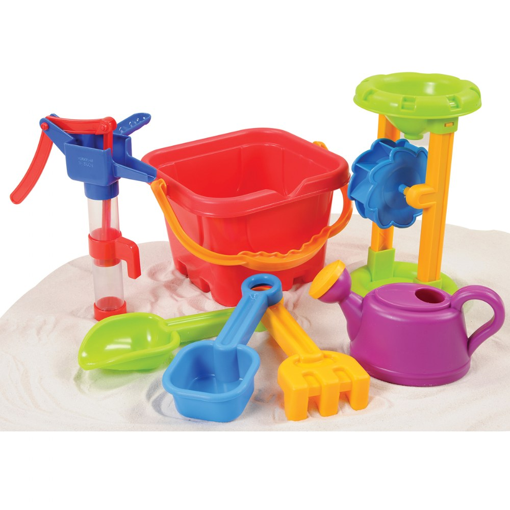 Alternate Image #1 of Sand & Water Play Set