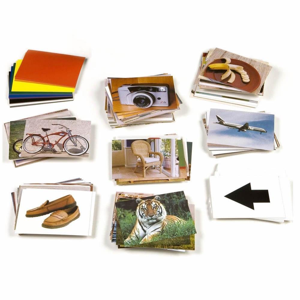 Alternate Image #1 of Language Builder Photo Cards - Picture Nouns