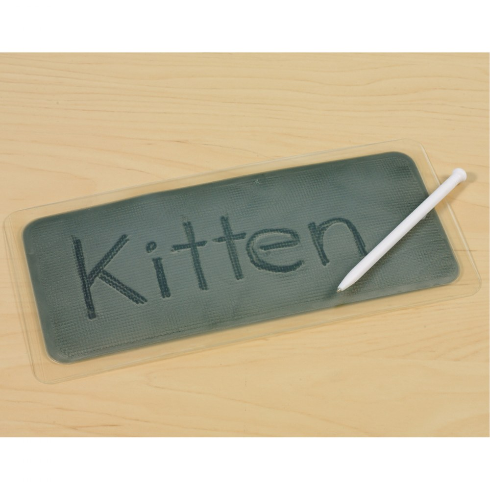 Alternate Image #2 of Gel Writing Boards - Set of 12