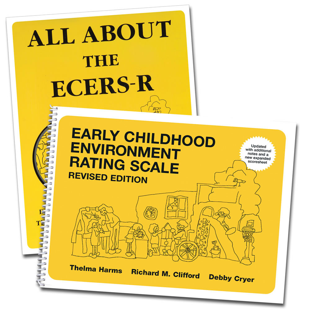 All About the ECERS-R™ Set