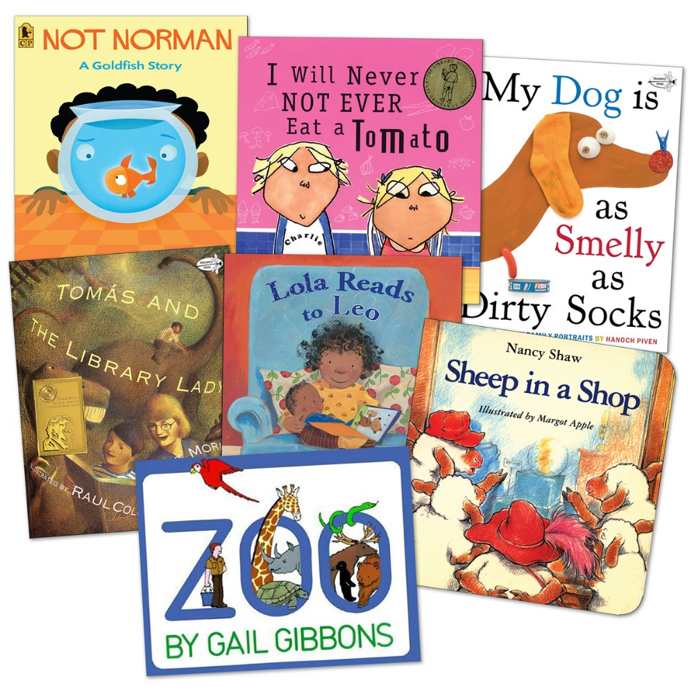 Teacher Favorites Books - Set of 7