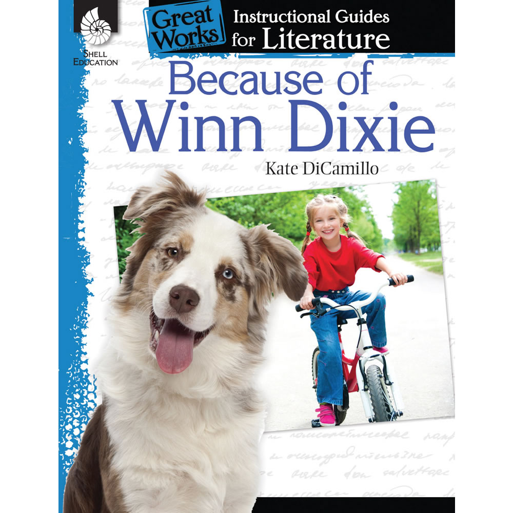 Because of Winn Dixie Literature Guide