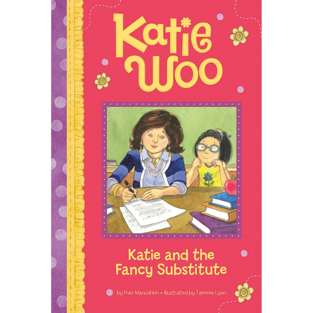 Alternate Image #7 of Katie Woo Book Collection - Set of 8
