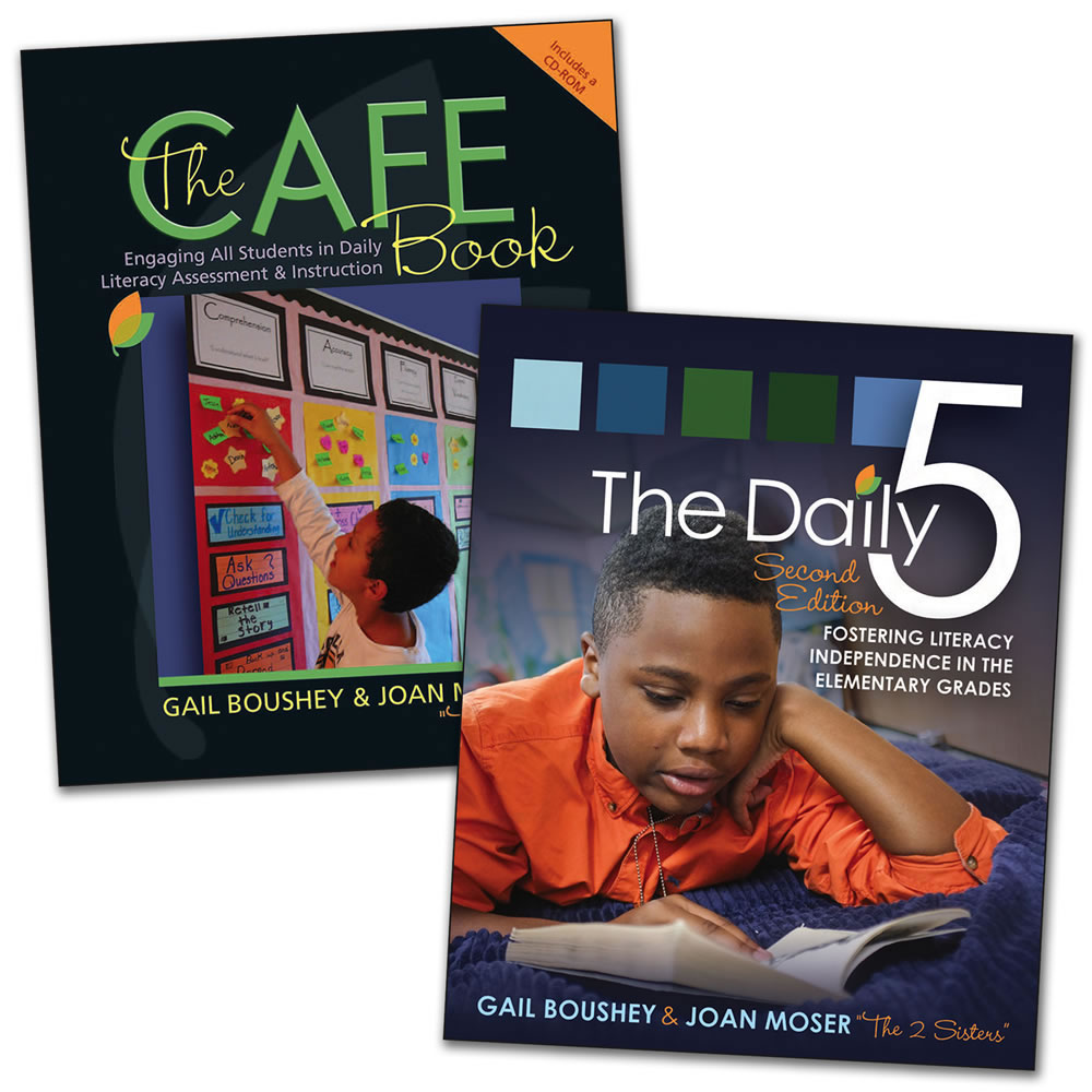 Daily 5 Book Set - Set of 2