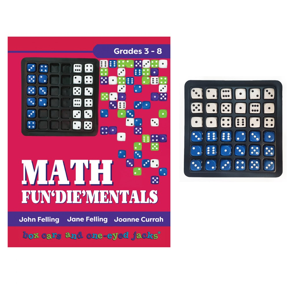 "Math Fun""Die""Mentals"