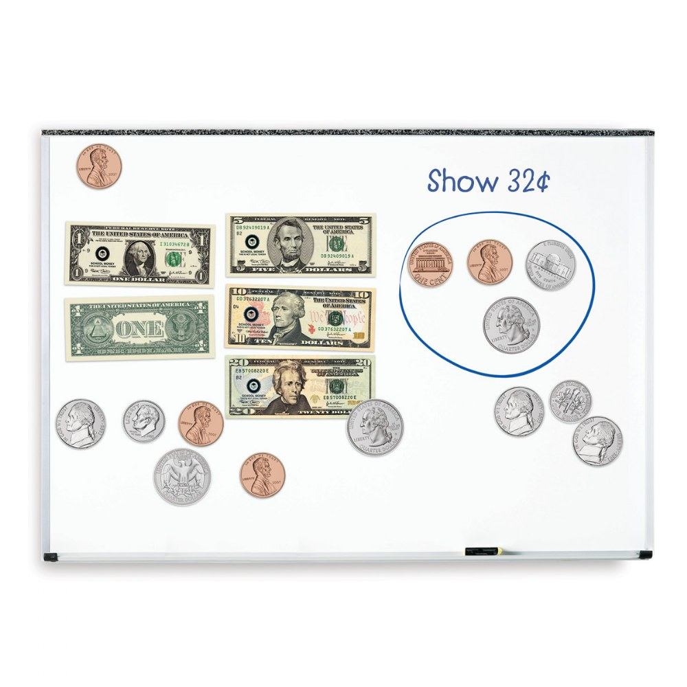 Alternate Image #2 of Double-Sided Magnetic Money
