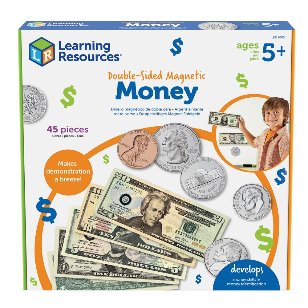 Alternate Image #5 of Double-Sided Magnetic Money