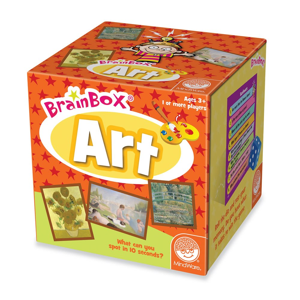 Alternate Image #2 of BrainBox(r) STEAM Games