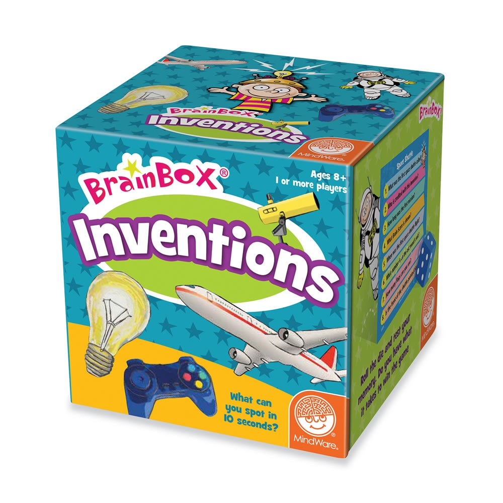 Alternate Image #8 of BrainBox(r) STEAM Games