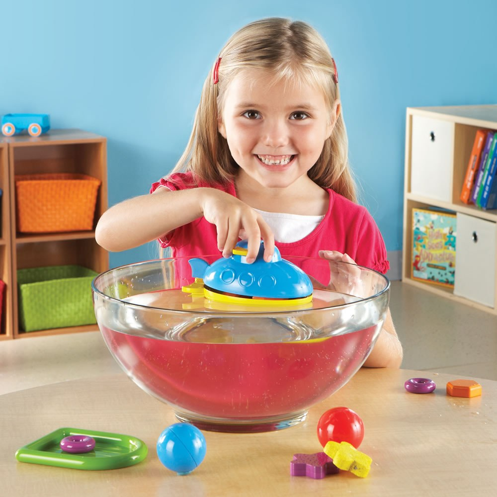 Alternate Image #3 of Sink or Float STEM Activity Set