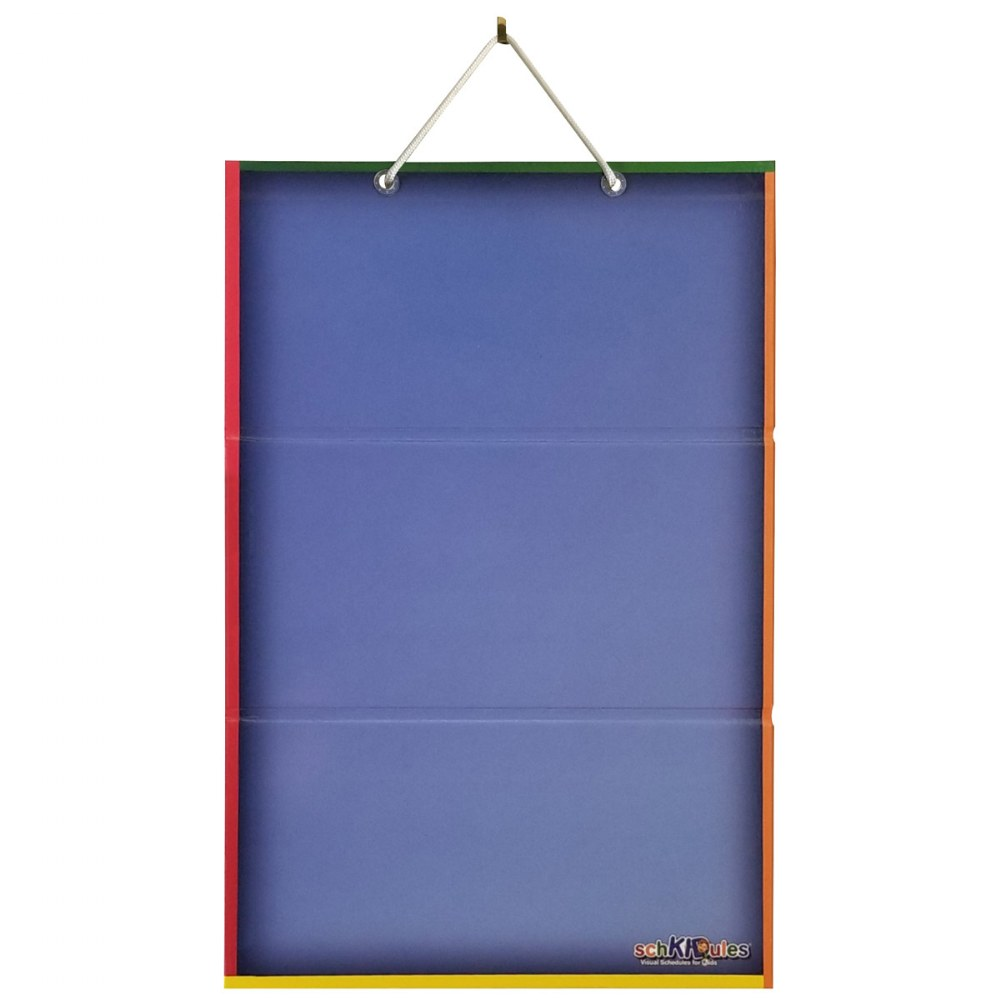 Alternate Image #1 of Tri Fold Magnetic Board and Accessories